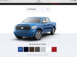 toyota site 2018 info up on toyota site toyota tundra forum