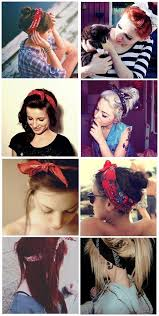how to wear bandanas with bob hairstyles 01954b2b3be307146626e618f76aebe7 jpg 509 1 009 pixels hair