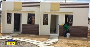 Row House Model - gohomeph nuvista san jose rent to own house and lot in san jose
