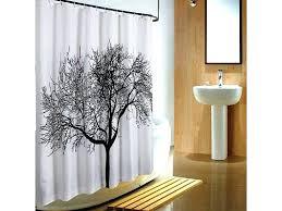 Black Bathroom Curtains Bathroom Curtains Shower Walmart Ideas Best For Window Designs And