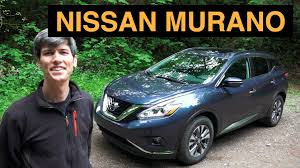 nissan murano reviews 2016 2015 nissan murano review u0026 test drive youtube