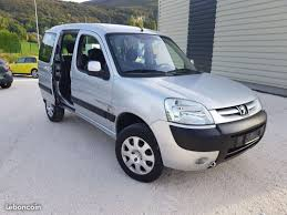 peugeot partner 4x4 used peugeot partner of 2004 100 000 km at 8 900 u20ac
