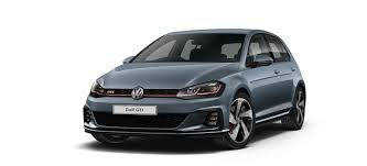 volkswagen dark blue new golf gti sydney city volkswagen