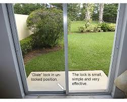 Backyard Sliding Door The Simplest And Most Effective Sliding Patio Door Lock Jeff