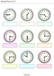 read clocks adaptable print resource creative commons