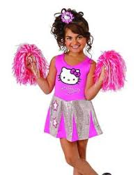 Kids Cheerleader Halloween Costume Cheerleader Costume Cheerleader Costume 1