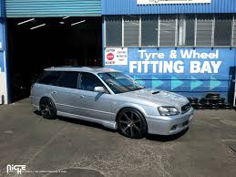 custom subaru legacy gallery niche wheels