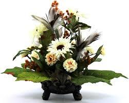 White Floral Arrangements Centerpieces by Home Design Unique Floral Arrangements For Dining Room Table