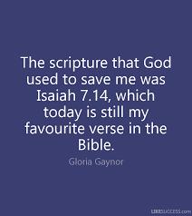 trust bible verse god success
