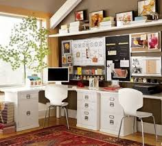 Home Office Interior Best  Home Office Ideas On Pinterest Office - Office room interior design ideas
