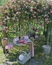 Shabby Chic Patio Furniture by 17 Shabby Chic Garden For Romantic Feel House Design And Decor