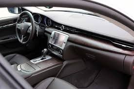 renault safrane 2016 interior maserati quattroporte s first drive six pack sizzles