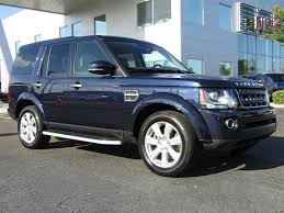 blue land rover discovery used land rover for sale in orlando fl reed nissan