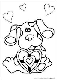 blue u0027s clues coloring pages coloring book coloring pages