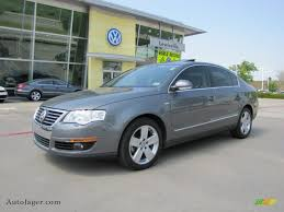 gray volkswagen passat 2007 volkswagen passat 2 0t wolfsburg edition sedan in united grey