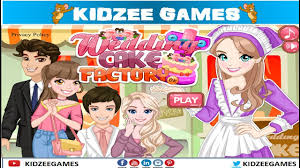 wedding cake factory game youtube