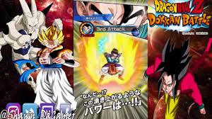 str super saiyan 4 goku vs agl rozay black event dragon ball z