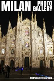 Milan Cathedral Floor Plan by Italy Archives The Trusted Traveller