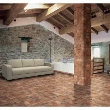 york chelsea brick look porcelain tile 4in x 8in