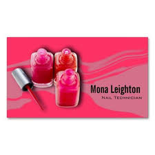 47 best nail specialist business cards images on pinterest nail