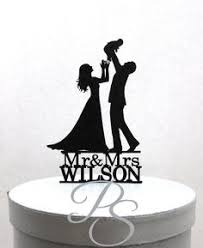 thor groom and bride wedding cake topper by genefy playground