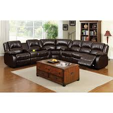 furniture brown costco leather sofa with rustic coffee table on