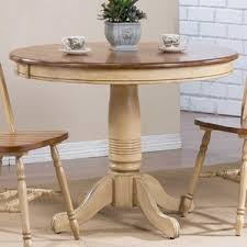 distressed finish kitchen u0026 dining tables you u0027ll love wayfair