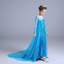 Elsa Halloween Costume Girls Girls Halloween Costumes Promotion Shop Promotional