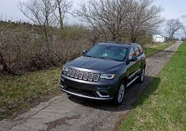 jeep summit 2017 2017 jeep grand cherokee review