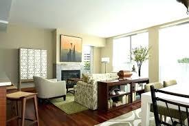 cuisine et salle à manger amenagement salon cuisine petit espace comment amenager une