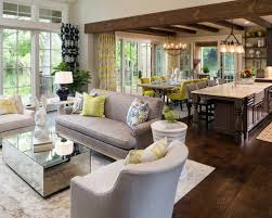 Open Concept Living Room by Inspiration For A Small Timeless Formal Open Concept Living Room