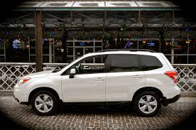 2016 white subaru forester 2015 subaru forester 2 5i premium crossover review by stu wright
