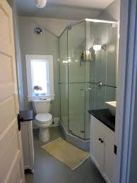 small bathroom designs with shower only modern sliding glass doors