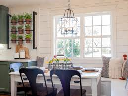 kitchen diverting round breakfast nook table interior design