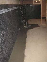 basement wrap superseal dimpled membrane the best basement waterproofing method