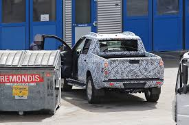 mercedes pickup 2017 2017 mercedes benz glt pickup spied wearing pre production sheet