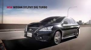 nissan sylphy impul 2015 nissan sylphy dig turbo tvc thailand น สส น ซ ลฟ youtube