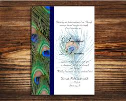 peacock wedding invitations wedding invitations peacock wedding invite by lovableinvitations