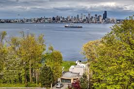 Map Of West Seattle Viewpoi by Best Viewpoints Of Seattle Gate To Adventures