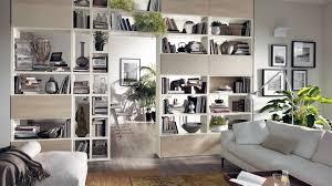 Storage Walls by Storagewall Roomdivider Living Motus Scavolini Storage Walls
