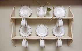 Kitchen Wall Shelves by Kitchen Kitchen Furniture Wall Mounted Shelving Unit Made Of