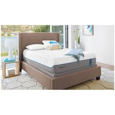 10109120 tempur pedic cloud luxe breeze ultra soft mattress twin
