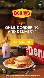 denny shop online denny s on the app store