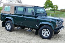 land rover defender 110 2016 land rover defender 110 td5 falcon soft top station wagon