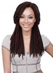 interlocking hair bomba faux locs mane 18 braid hair crochet