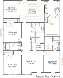 Floor Plan Elements New Homes For Sale North U0026 South Carolina Model Homes