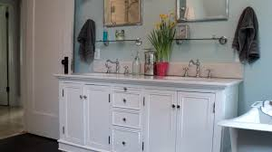 Restoration Hardware Bathroom Furniture by Bathroom Renovation Living In The Rain Garden