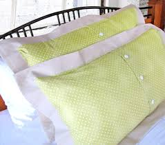 re imagine renovate flange pillow shams in