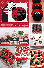 ladybug baby shower favors ladybug baby shower ideas and online invitations for a polka dot