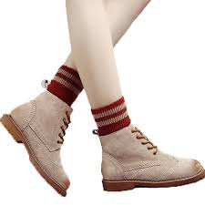 Comfortable Casual Boots Online Get Cheap Low Boots Comfortable Casual Aliexpress Com